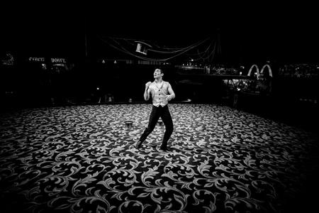 Circus Performer #7