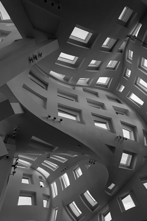 Gehry Ceiling